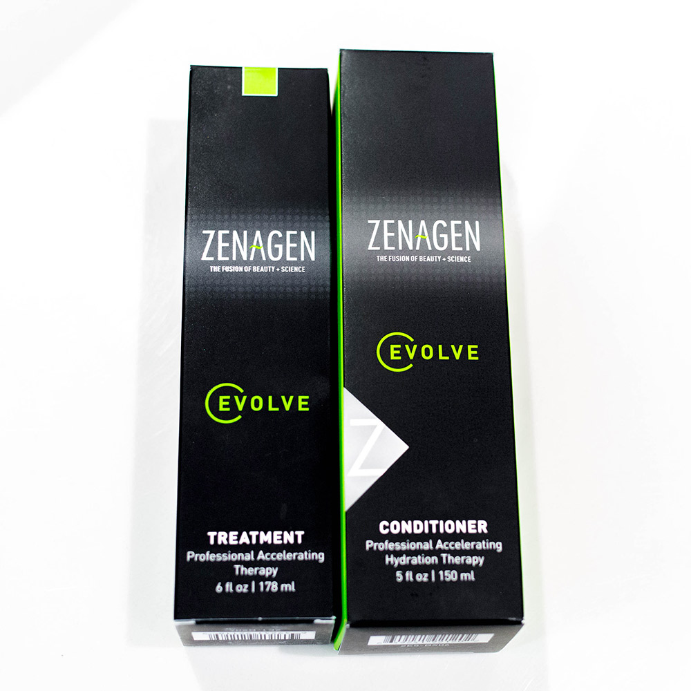 Zenagen Evolve Treatment and Conditioner