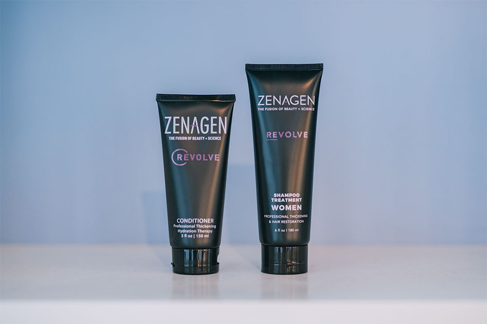 Zenagen Revolve Conditioner and Shampoo Treatment for Women